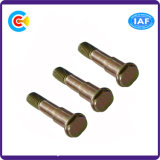 Carbon Steel 4.8/8.8/10.9 Fastener oval Head pin/Screws for Medical DEVICE