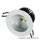 3 da garantia 7W 9W 12W anos de diodo emissor de luz Downlight da ESPIGA