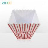 "5.7 "" de Vierkante Popcorn van de Melamine"