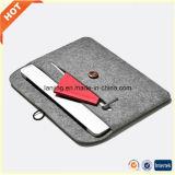 上の工場卸売のラップトップのMacBook袋13/のための最もよいウールのフェルト袋15/の17インチ