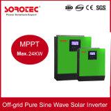 Inverseur intrinsèque d'énergie solaire de contrôleur de PWM Soalr avec l'écran LCD