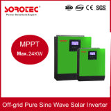 LCD 디스플레이를 가진 붙박이 PWM Soalr 관제사 태양 에너지 변환장치