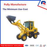 Escavatore a cucchiaia rovescia versatile del singolo cilindro caricatore della rotella di 1.8 T