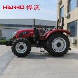 Liste des prix compétitifs Hanwo tracteur/ les tracteurs avec chargeur frontal