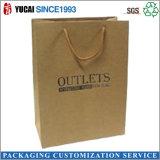 Sacos do papel de embalagem Para sapatas & empacotamento do vestuário
