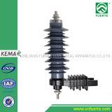 10ka oleada poliméricos relámpago de intercepción de tensión de choque YH10W-18