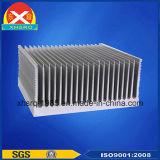 Disipador de calor de aluminio de extrusión para Apf