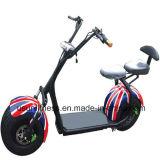 Cocos électriques de ville de scooter de Harley de doubles portées avec du ce