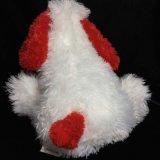 Brinquedo de cachorro de pelúcia Lifelike Long Fur