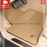 Dell'automobile della moquette del piede pp della fibra della stuoia elastico piano su