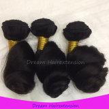 Волосы девственницы естественной объемной волны цвета бразильские