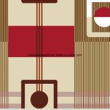 100%Polyester привесное Pigment&Disperse напечатало ткань для комплекта постельных принадлежностей