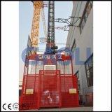 Courbe Scq160 construisant l'élévateur électrique de construction