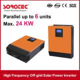 1kVA 2kVA 3kVA 4kVA 5kVA Gleichstrom zum Wechselstrom-Sonnenenergie-Inverter mit PWM Solarcontroller