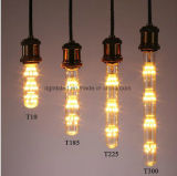 MTX A60の旧式なレトロ3W白熱電球は軽い2700K LEDの電球を暖める