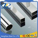 ASTM 201 304 430 pipe sans joint de l'acier inoxydable 2b