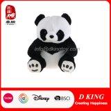 Grand jouet mignon de haute qualité de panda de peluche