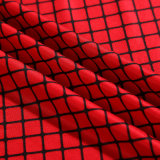 2017 nécessaires rouges d'uniforme du football