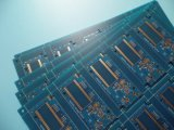 PWB de 4 capas de la asamblea electrónica Tg170 del PWB del circuito del oro de la inmersión