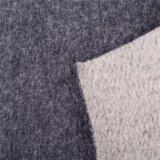 Tessuto cotone/delle lane per il cappotto di inverno in azzurro