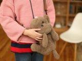Zaino animale su ordinazione della peluche di figura per i bambini