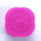 Almofada da escova mais limpa da composição da escova da composição da etiqueta confidencial da ferramenta da limpeza de escova