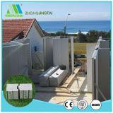 Casa modulare moderna Non-Combustible della scheda di panino di Foam&Concrete dell'isolamento