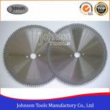 200-300mm Tct hojas de sierra circular con punta de carburo para corte de MDF