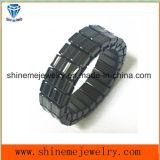 Anel chapeado preto da forma da alta qualidade da jóia do corpo de Shineme (SSR2739)