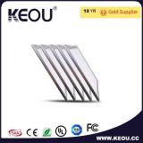 高品質LEDフラットパネル45W 50W 72Wの白フレーム