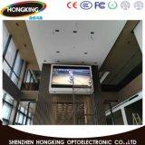 Schermo di visualizzazione esterno di pubblicità del LED P6 grande Mbi5124
