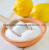 食品等級のための白い結晶の粉のクエン酸の一水化物
