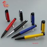 Gift van de Pen van de Luxe van de Pen van het zware Metaal de Promotie