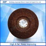 Меля диск для абразивного диска абразива металла