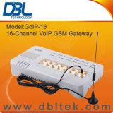 GoIP-16 VoIP GSM Gateway/GSM Apparaat voor Vrije Vraag