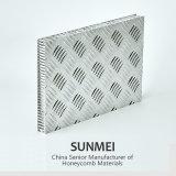 Hot Sale aluminium panneau composite Honeycomb