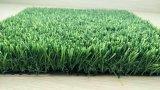 Mehrschichtig mit verschiedenen Formen und Farben der Einzelheizfäden konzipierte künstliches Gras