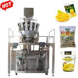 Potatop Chips/gedroogd fruit Mango/havermout graanmeel vervangingen/walnoot/pinda/zaden/snoepjes/koffiebonen Automatische verpakking Machinemachines