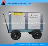Compressore d'aria della Gemellare-Vite di uso della miniera