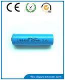 Batteria della batteria di litio di Rechtageable 16340 400mAh 3.2V LiFePO4