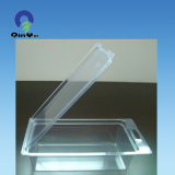 Transparente Farbe Plastik-Belüftung-Blatt für Blase