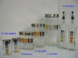 7pc стеклянной посудой(FY100-009)