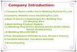 熱い販売の溶接用フラックスHj431