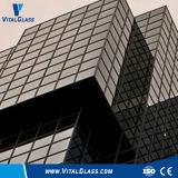 색을 칠한 Crushed Glass 또는 Dark Grey Tempered Glass/Building Glass//Fireproof Glass
