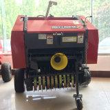 トラクターまたは積み込み梱包機のための100cmの積み込みの幅の小さいラウンド・ベーラ