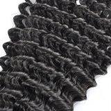 Пачки волны Unprocessed малайзийских человеческих волос глубокие