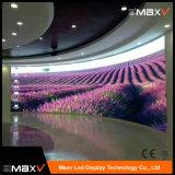 Visualizzazione di LED esterna di colore completo di P10 640*640mm con impermeabile