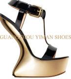 Madame Wedge Sandal (YMS002178-01) de 2012 modes