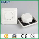 Neuf commutateur de régulateur d'éclairage d'éclairage LED de norme européenne de modèle