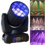 12*10W RGBW magisches bewegliches Hauptlicht des Blumen-Muster-Punkt-Träger-LED